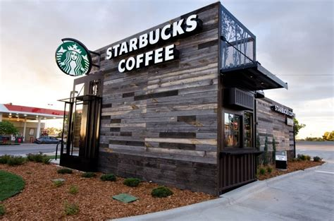Home Design Exteriors Denver by From Concept To Scale Starbucks Opening Innovative New