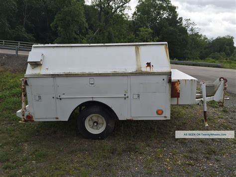 utility bed trailer 1986 utility bed trailer with title