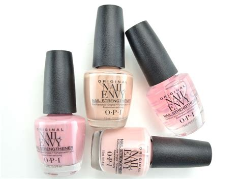 Opi Nail Envy by Opi Nail Envy Strength In Color Collection Review