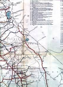 highway 395 california map map of california highway 395 deboomfotografie