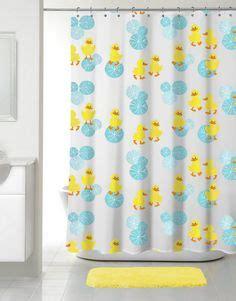 rubber duck fabric shower curtain duck shower curtains duck family shower curtain cute