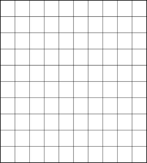 free printable hundreds chart blank blank hundred chart free download