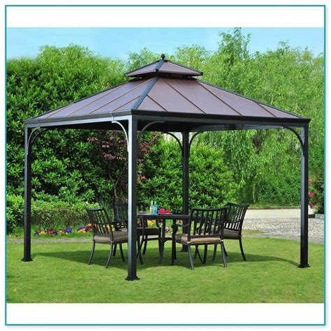 10x10 gazebo 10x10 gazebo parts for gazebos images