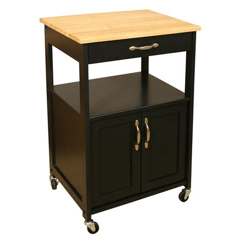 Kitchen Cart Island Trolley Kitchen Cart Black Kitchen Islands And Carts At Hayneedle
