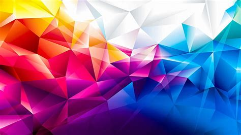 hd wallpaper colors colorful  geometric wallpaper flare