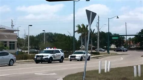 Collier County Florida Records Collier County Sheriff On A Traffic Stop In Collier County Florida