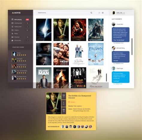 app design vorlage app vorlage in dunklen farben der kostenlosen psd