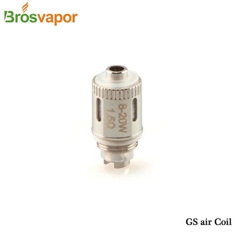Eleaf Gs Air Atomizer Series Coil Replacement For Gs Tank original eleaf gs air atomizer coil replacement coil ni0 15ohm 1 2ohm 1 5ohm for gs air