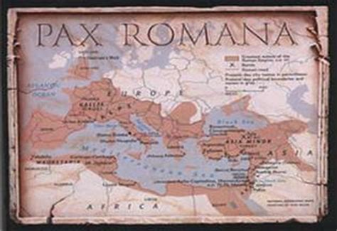 pax romana guerra paz wilson s ancient rome website pax romana