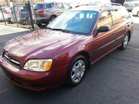 burgundy subaru legacy sell used 2002 subaru legacy l wagon auto only 117k in