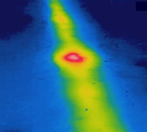 Water Leaks In Basement by Infrared Inspection Services New York Manhattan Thermal