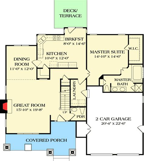 rec room floor plans craftsman home with second floor rec room 17777lv architectural designs house plans