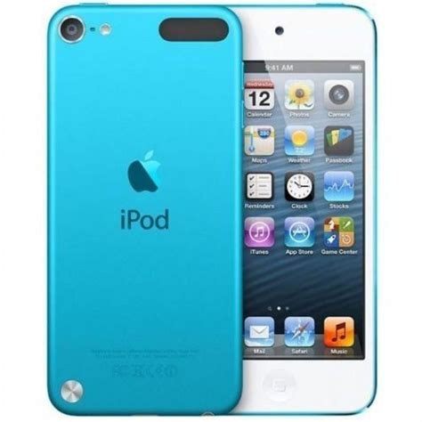 Ipod Touch 6th 16gb ipod touch 6th generation blue 16gb 16 gb brand new in box 888462350167 ebay