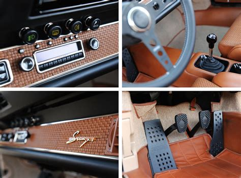 porsche 911 singer interior porsche 911 x singer vehicle design