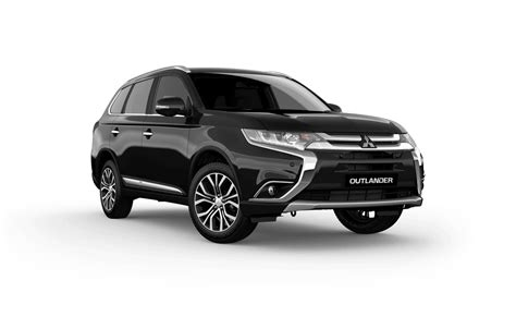 black mitsubishi outlander outlander four wheel drives for sale werribee mitsubishi