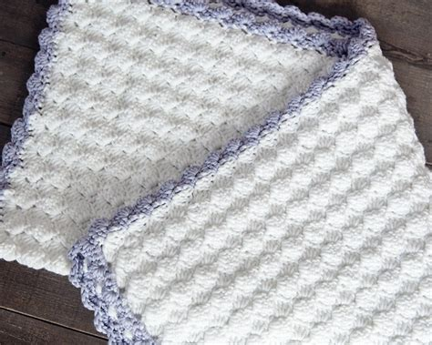 Free Crochet Patterns For Babies Blankets vintage chic free crochet baby blanket pattern leelee knits