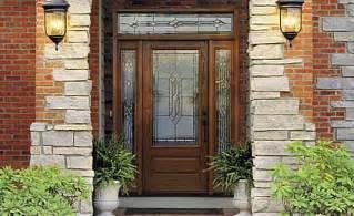 Therma Tru Exterior Doors Fiberglass Fiberglass Entry Doors Therma Tru 174 From Doors For Builders Inc Solid Wood Interior Doors