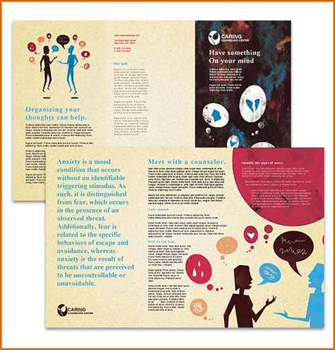 Free Brochure Word Templates 13 free brochure templates for microsoft word
