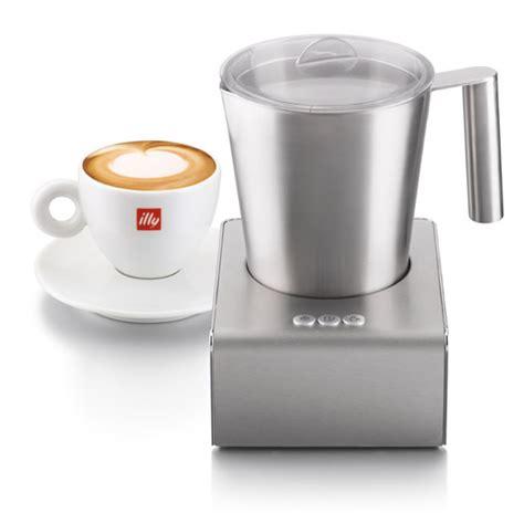 Milk Frother illy Cappuccino Maker coffee Cappuccinatore Milchaufschäumer 220V   eBay