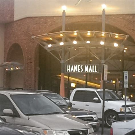 layout of hanes mall hanes mall shopping centers winston salem nc united