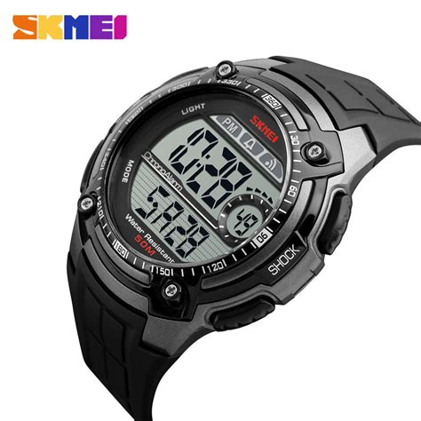 Skm Jam Tangan Pria Sport Skmei 1286 Original Anti Air 50m Suunto original sporty stylist skmei digital skm120 end 9 25 2016 11 13 00 am