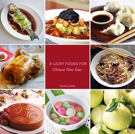 new year luck dishes 8 lucky foods for new year rolala