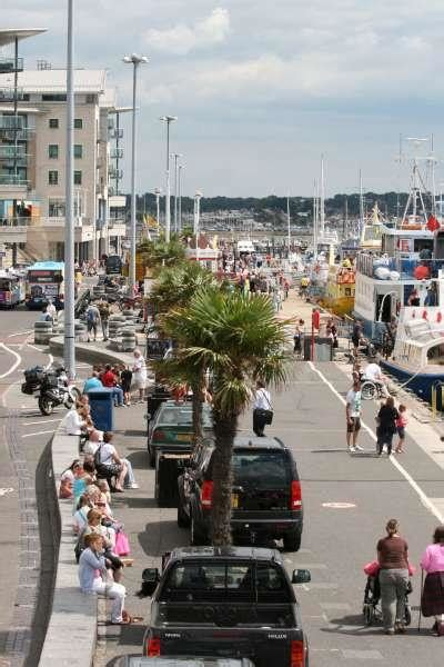 boat show poole quay 2018 poole harbour boat show in poole dorset