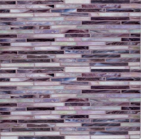 purple kitchen backsplash gigi s groovy stixx alysedwards glass tile eclectic