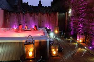 Romantic Bedrooms peckforton castle spa tranquility offers