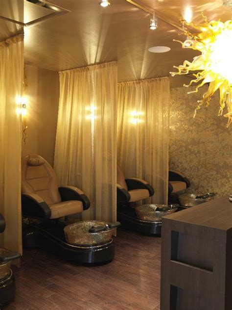 salon colors and theme something like this i love the privacy but deff