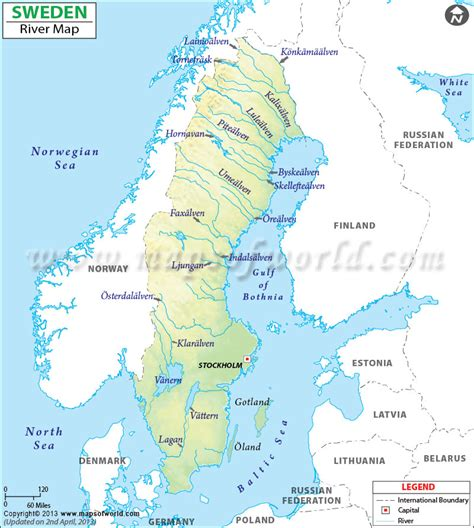 world map major rivers and lakes sweden river map river map of sweden major rivers and