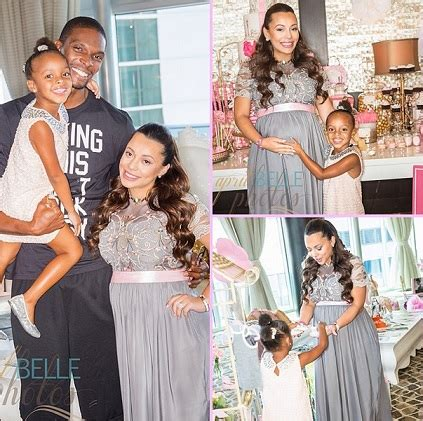 Chris Bosh Baby Shower by A Fete Fit For A Adrienne Bosh Celebrates