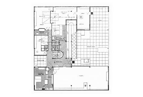 villa savoye floor plans second floor villa savoye le corbusier s machine of