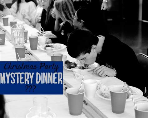 whodunit dinner mystery dinner youth would be