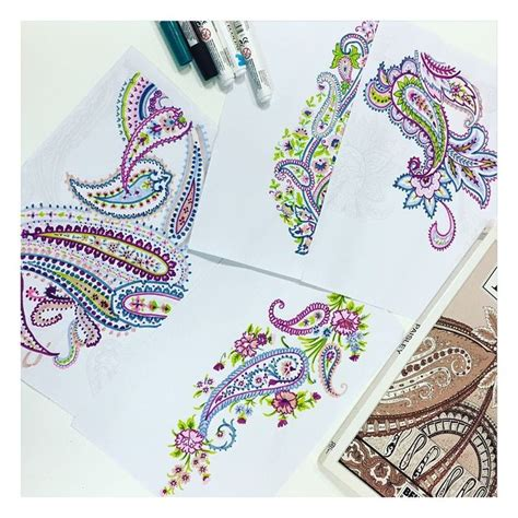 paisley pattern art lesson best 25 paisley drawing ideas on pinterest paisley art