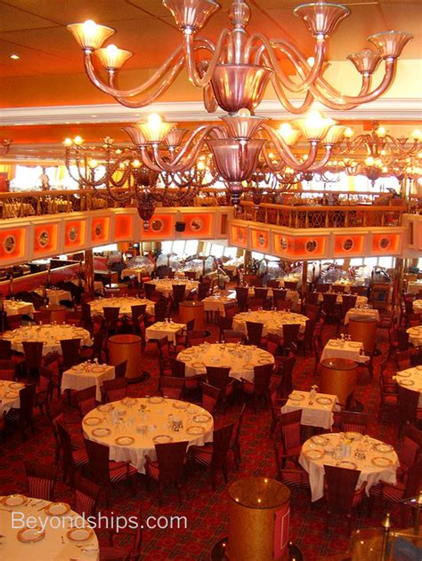 High Dining Room Table Carnival Valor Photo Tour Guide And Commentary Page 5