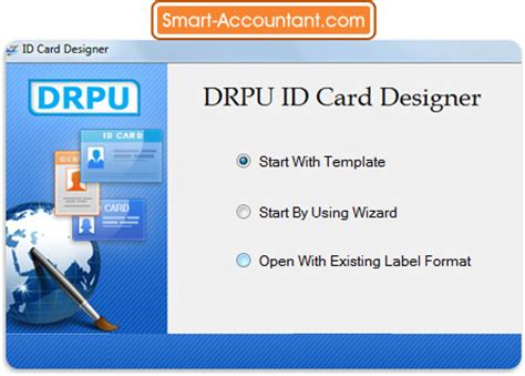 smart design id card id card maker software student faculty identity cards