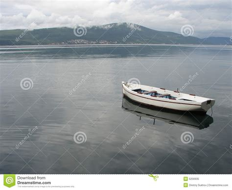 dream of empty boat lonely empty boat royalty free stock photo image 5256935