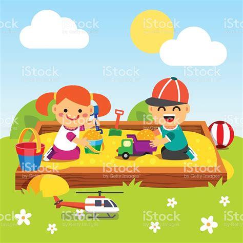 imagenes niños jugando con arena ni 241 os jugando en los jardines de infancia jugando arena