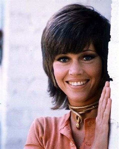 How To Cut Short Klute Cut | 20 spectacular jane fonda hairstyles