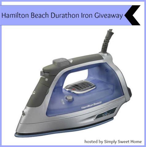 sweethome iron hamilton durathon iron review and giveaway durathon