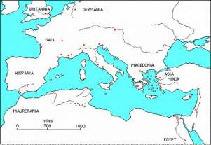 Blank Map Of The Mediterranean Region by New Page 1 Faculty Uml Edu