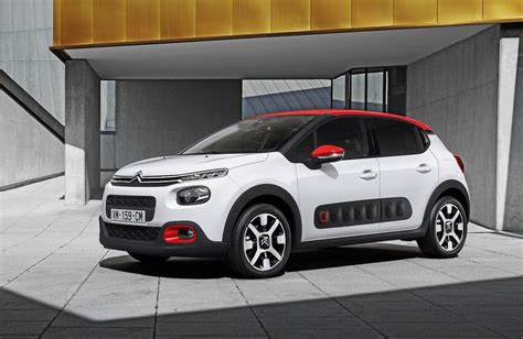 Citroen C3 2017 by 2017 Citroen C3 Officially Revealed Performancedrive
