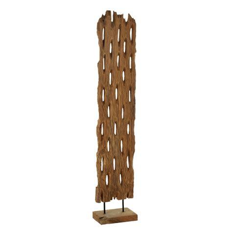 statue moderne da interno scultura moderna in teak realizzata a mano altezza 100 110 cm