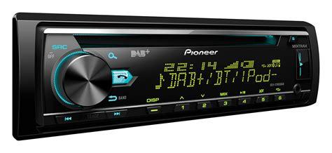 pioneer deh xdab  autoradio mit cd usb aux ipod