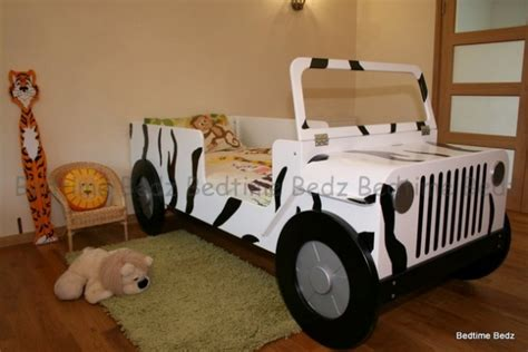 Jeep Bed Jeep Safari Theme Bed Quality Novelty Jungle Bed From