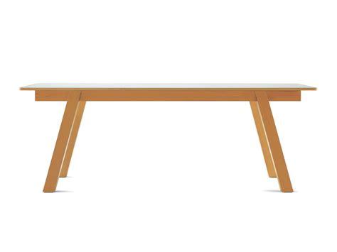 Big Table Desk Jasper Morrison Big Wood Table