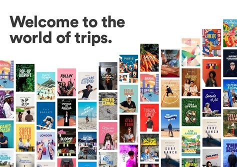 Airbnb Trips | airbnb expands beyond the home with the launch of trips