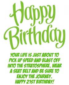 21st birthday quotes 21 birthday wishes and sayings