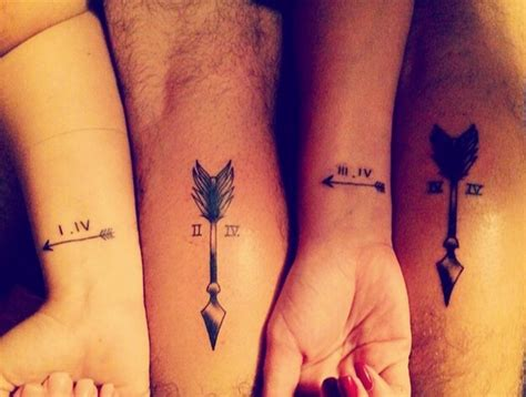 small unisex tattoos 19 unisex tattoos for you your siblings sibling